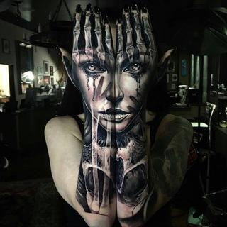 Телеграм канал Tattooart