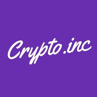 Телеграм канал Crypto.inc