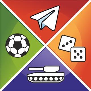 Телеграм канал New Games