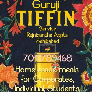 Телеграм канал Guru ji Tiffin Service Sahibabad