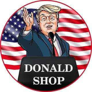 Телеграм канал Donald