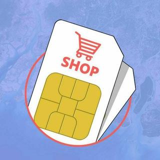 Телеграм канал SIM Shop